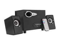 Hot selling speaker 2.1 hifi stereo,subwoofer with usb