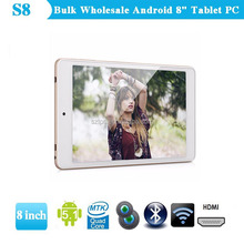 Original Tablet 3G Version 8 Inch IPS FHD Screen Android 4.3 Tablet PC, Quad Core 1.3GHz
