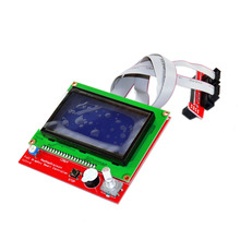 3D printer RAMPS1.4 LCD12864 intelligent Smart Controller for Reprap
