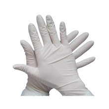 Disposable Medical Purple Nitrile Gloves