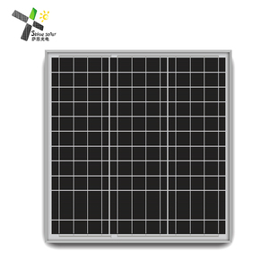 High Quality Small Size Mono/Poly 30W Solar Panel 12V
