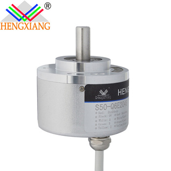 Solid Servo motor and cnc encoder with encoder coupling up to 23040ppr