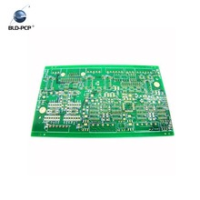 FR4 PCB 1 Oz Copper Thickness 2 double layer circuit PCB with Free HASL
