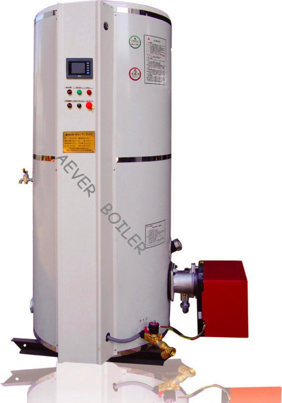 good price 6t natural gas boiler for hot water from China