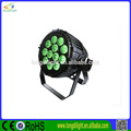 High quality 12*10W 4in1 led par light waterproof DJ outdoor led stage
