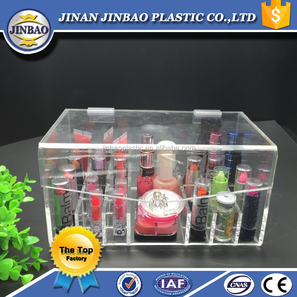 high quality factory acrylic display cases/rack wholesale