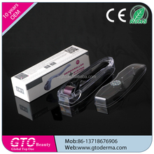 GTO Brand Perfect Quality Clinical Skincare Solution Derma Rolling System Type Derma Roller