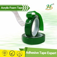 Waterproof heat resistant auto decoration acrylic foam VHB tape