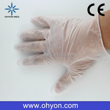 2016 Medical disposable best supplies falconry gloves and equipment cheap latex gloves manufacturer