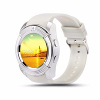 OGS touch screen 1.22'' MTK6261 mobile phone ce rohs smart watch