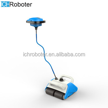robotic swimming pool cleaner