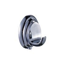 Stainless steel bath fitting wall mount robe hook, clothes hook
