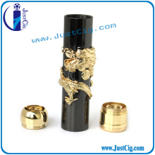 silver dragon mod 18650 itaste mvp kit mechanical mod clone China supplier