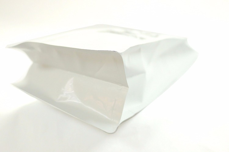 Aluminum Foil Empty Coffee Package Bag
