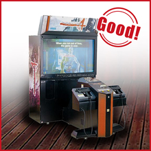 The House of the Dead 4 coin operated arcade game machine Shooting Machine Type shooting video game