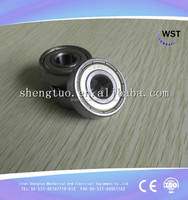 chrome steel material deep groove ball bearing 6201zz used cars