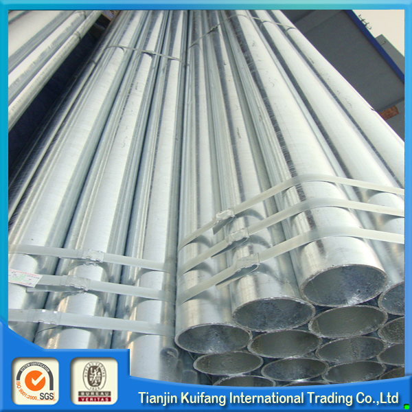aisi 4130 alloy steel hot dip pipe/galvanized pipe for greenhouse