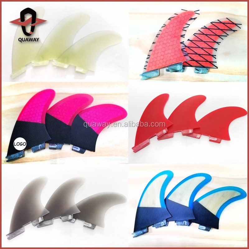 China Surfboard Fin Factory FCS 2 Fins For Surfboard