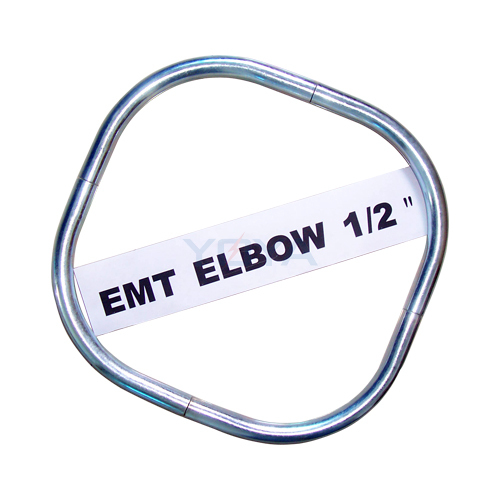 90 Degree Steel Hot Galvanized EMT Elbow