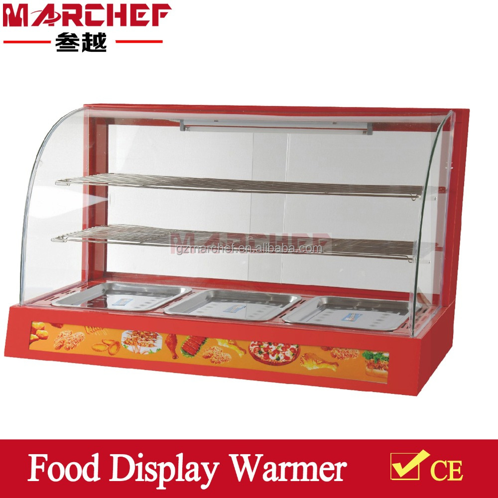 Commercial Counter top Electric pie warmer/ KFC Hot Food Display warmer