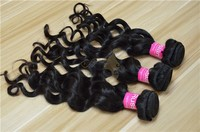 Hot selling and fast delivery alibaba 7a grade 100% virgin russian human hair