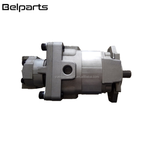 Belparts loader spare part WA300 WA320 hydraulic internal single pilot pump