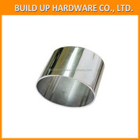 304 Stainless Steel Welded Oval Tubes for Mechanical and Structural Purposes