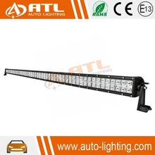 ATL 50 inch led car roof light bar, led combo light bar, led curve light bar