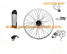250W kit motor bicicleta, kit de conversion bicicleta, electric rickshaw motor kit