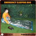 2017 Durable First aid Silver Aluminum Foil PET emergency sleeping bag