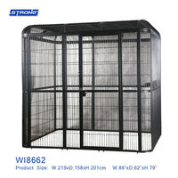 WI8662 (Walk-in Aviary) pet cage
