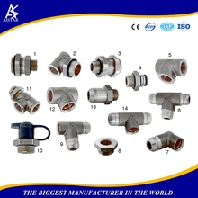 Elbow large diameter steel pipe fittings collar pipe fittings