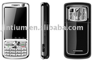 CE certification DVB-T mobile phone T828