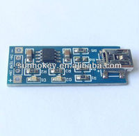 TP4056 1A lithium battery Charging module charging panel charger