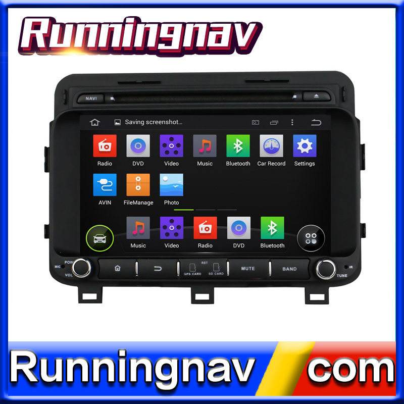 android system 2 din car stereo for K5/Optima automobile dvd with car audio GPS DVD 3G Wifi with Bluetooth-Enabled
