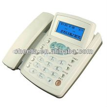New arrivals redial function caller ID phone/ new and suitable telecom products