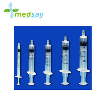 Auto disable syringes