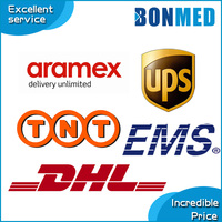DHL/TNT/UPS/EMS shipping agent from China to Eritrea/France/Faroe Islands