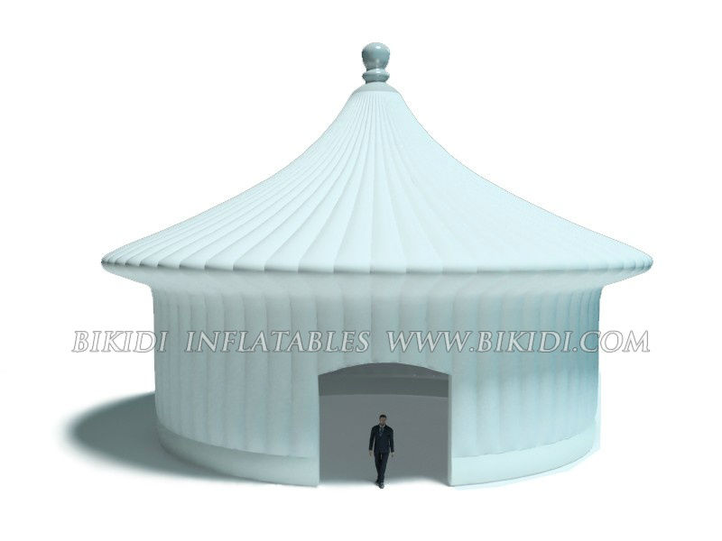 Inflatable large Pagoda Tent, Inflatable building for event K5039