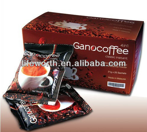 ganoderma Herbal Healthy Gano Coffee