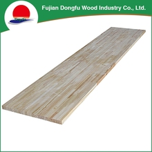 Eco-Friendly furniture grade pine wooden boards