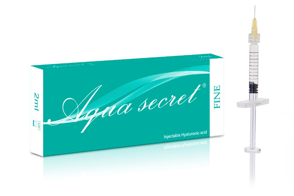 11.11 Aqua Secret 42 size breast meso dermal filler for breast