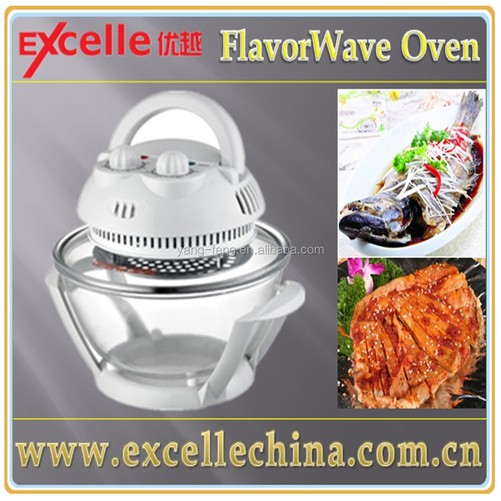 OEM 3.5L mini halogen oven cooker/convection oven 220V(EL-310)