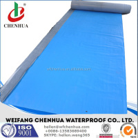 Self adhesive roof membrane, self adhesive waterproof asphalt membrane --- China factory price