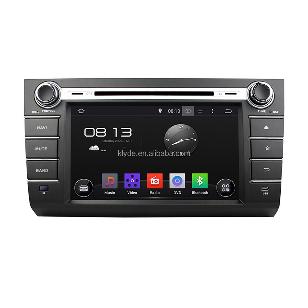 Android Car Multimedia DVD player car Radio GPS Navigation for Suzuki Swift