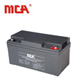 AGM battery 12v 65AH deep cycle rechargeable solar battery charger
