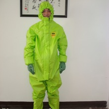 Chemical Protective PVC Coverall