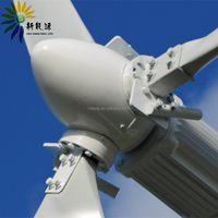 Speed regulated Wind turbine 5000w