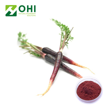 Root Extraction Anthocyanins Black Carrot Color Extract Powder