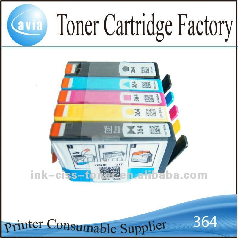 Premium Quality:Stable Ink Cartridge Filling Machine for hp Printer 364